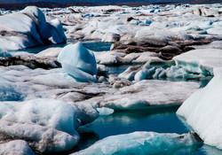 Iceland - Sea of Ice