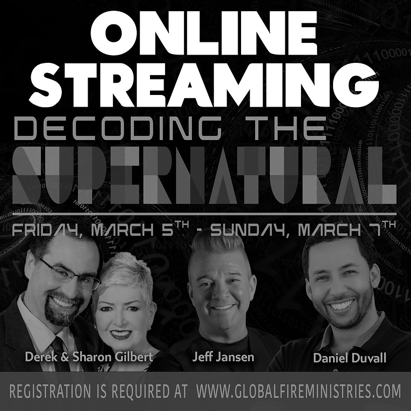 ONLINE viewing - Decoding the Supernatural