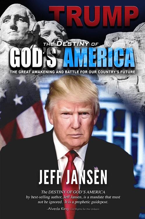 The Destiny of God's America - Pre-order
