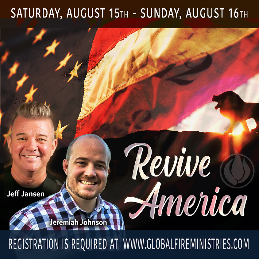 Revive America with Jeff Jansen and Jeremiah Johnson