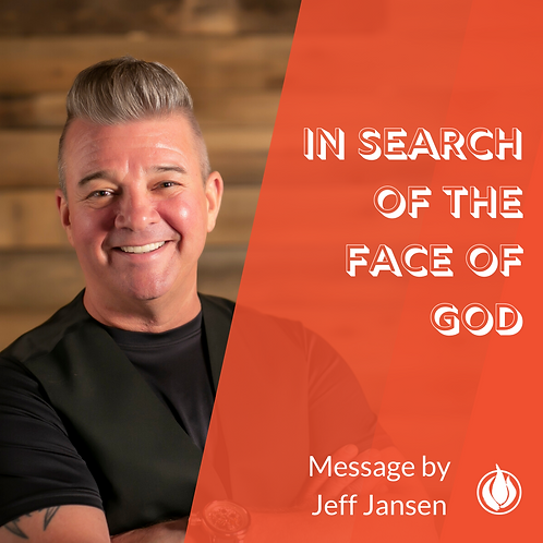 In Search of the Face of God