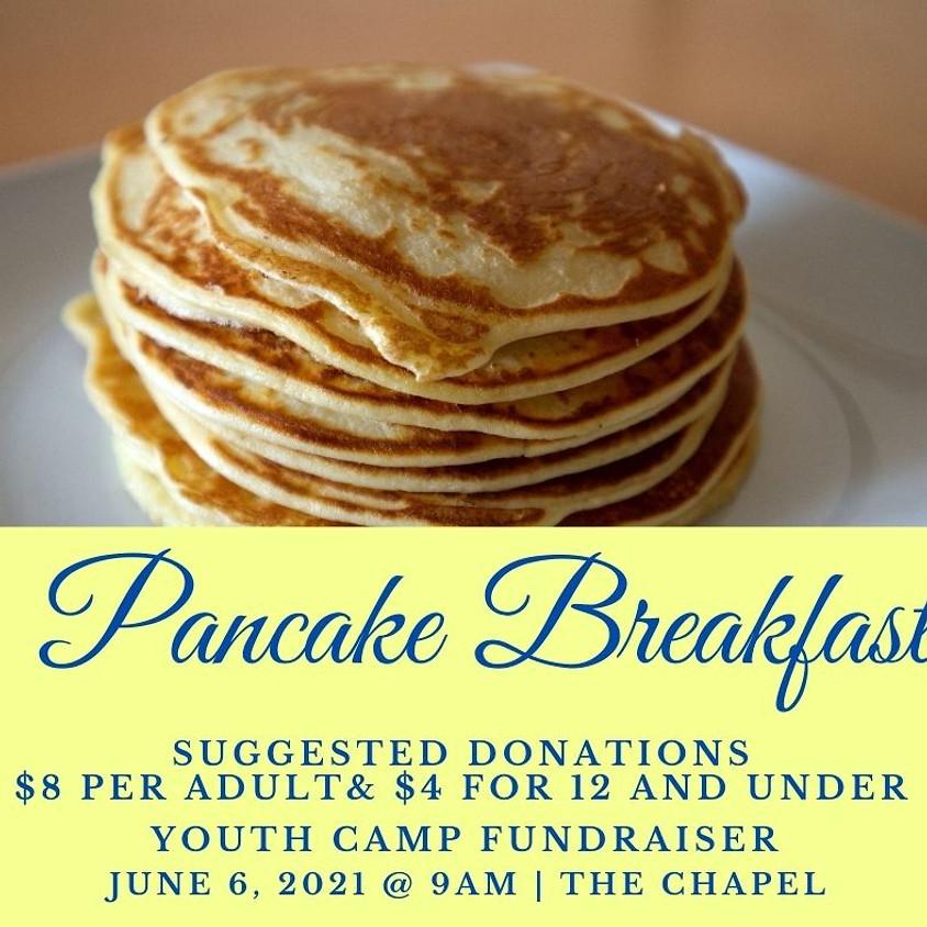 Pancake Breakfast - Youth/Children Fundraiser