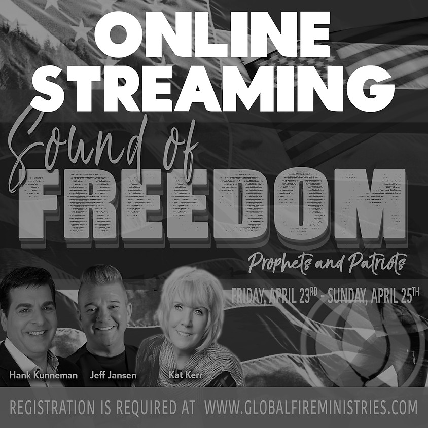PARTNER ONLINE viewing - Sound of Freedom