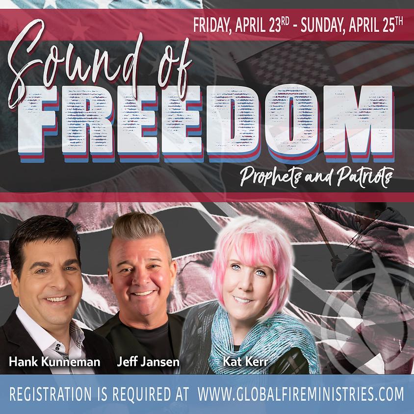 GFM PARTNER TICKETS Sound of Freedom