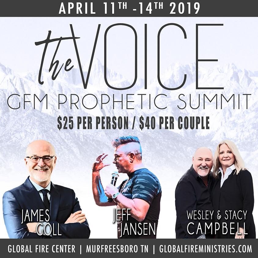THE VOICE: Prophetic Summit