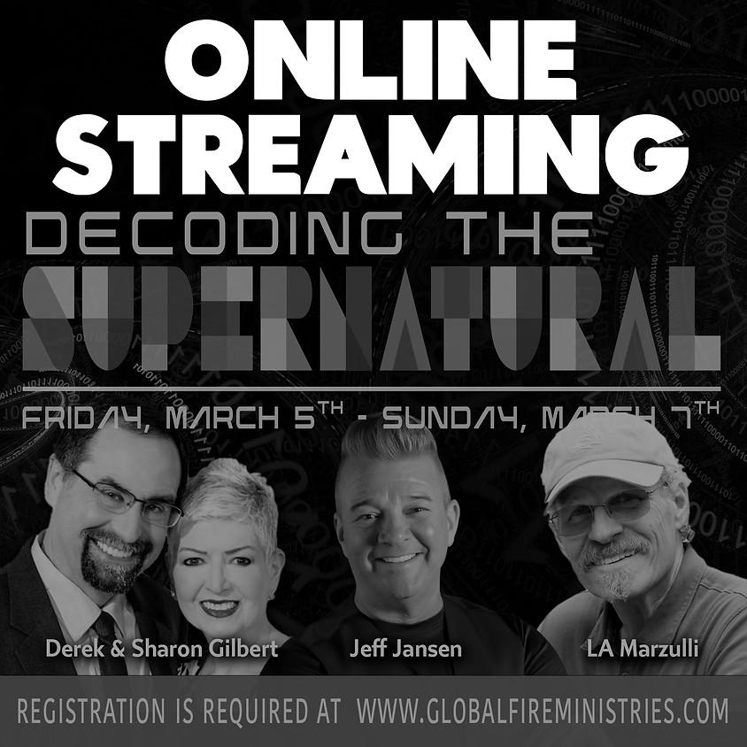 PARTNER ONLINE viewing - Decoding the Supernatural