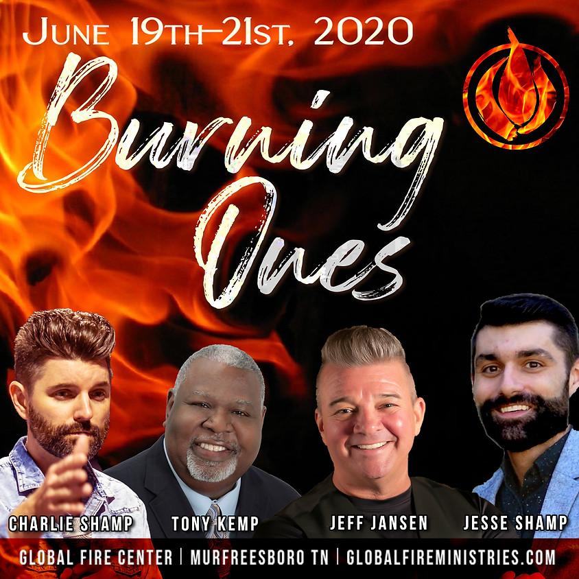 Burning Ones - June 19-21