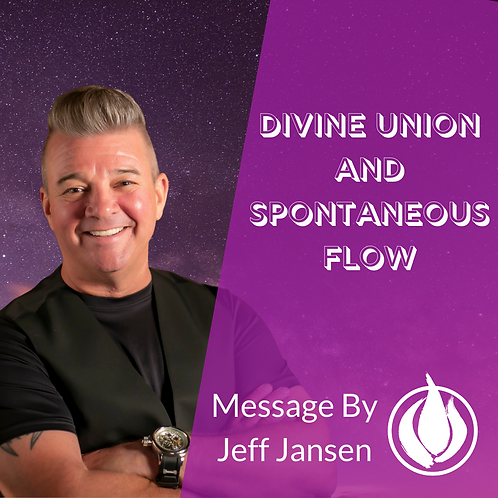 Divine Union, Spontaneous Flow in the Holy Ghost