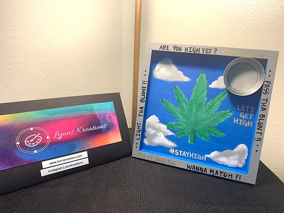 (Small) High Rolling Tray🍃