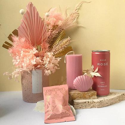 Rose all day gift box - premium