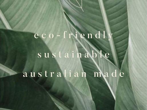 Eco-friendly ethos : Hue & Flores