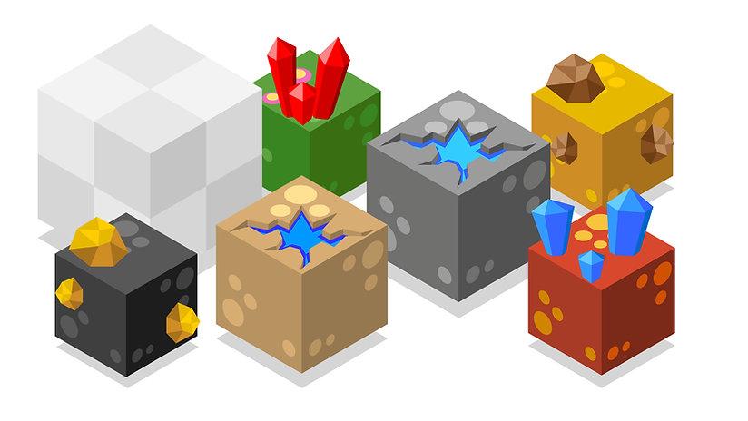 Blocchi Minecraft