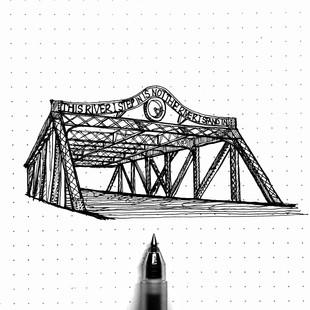 Queen Street Bridge
