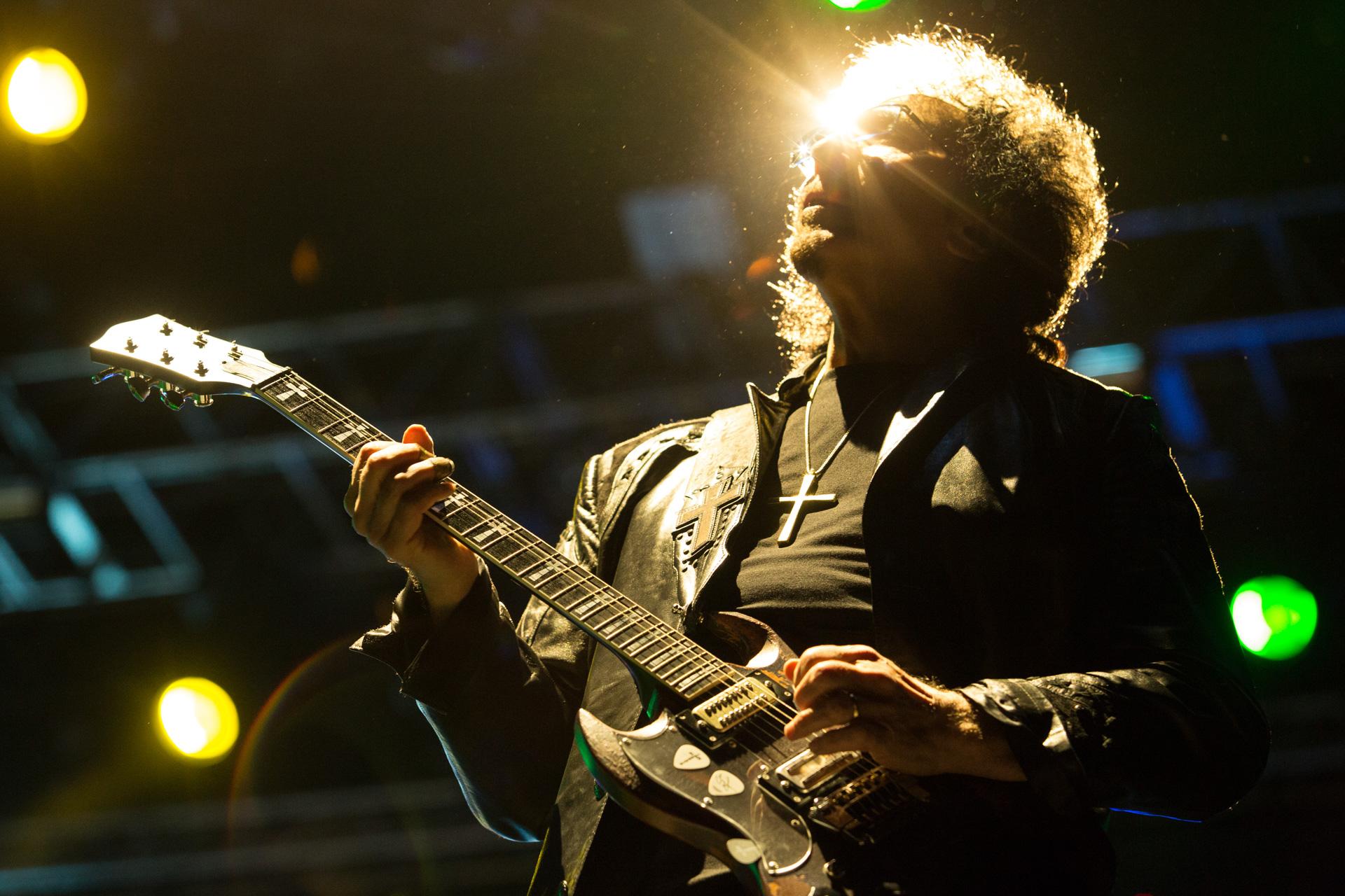 Tony Iommi _ La Plata 2013