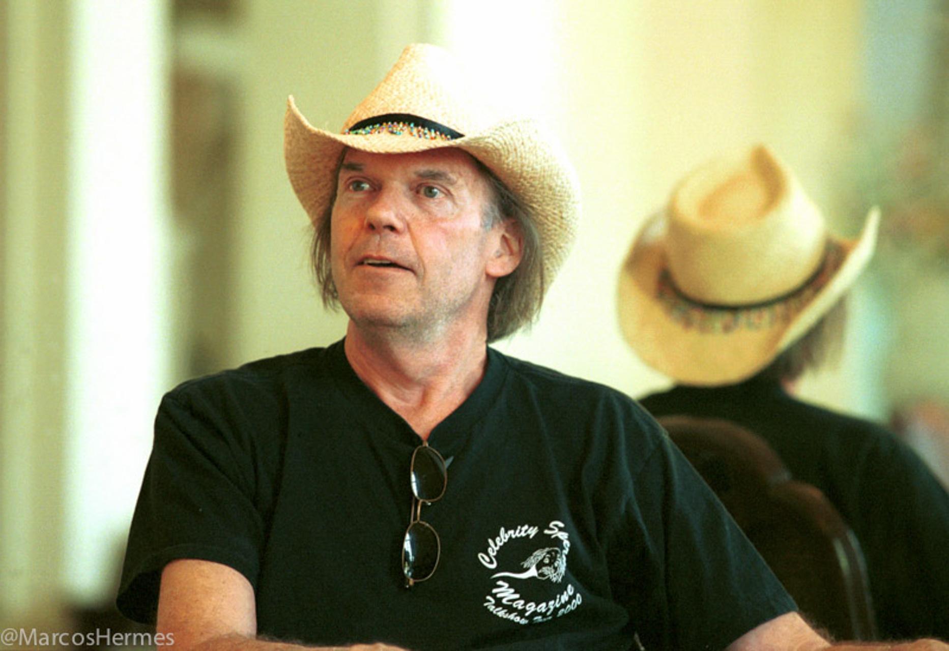 Neil Young _ Copacabana Palace, Rio