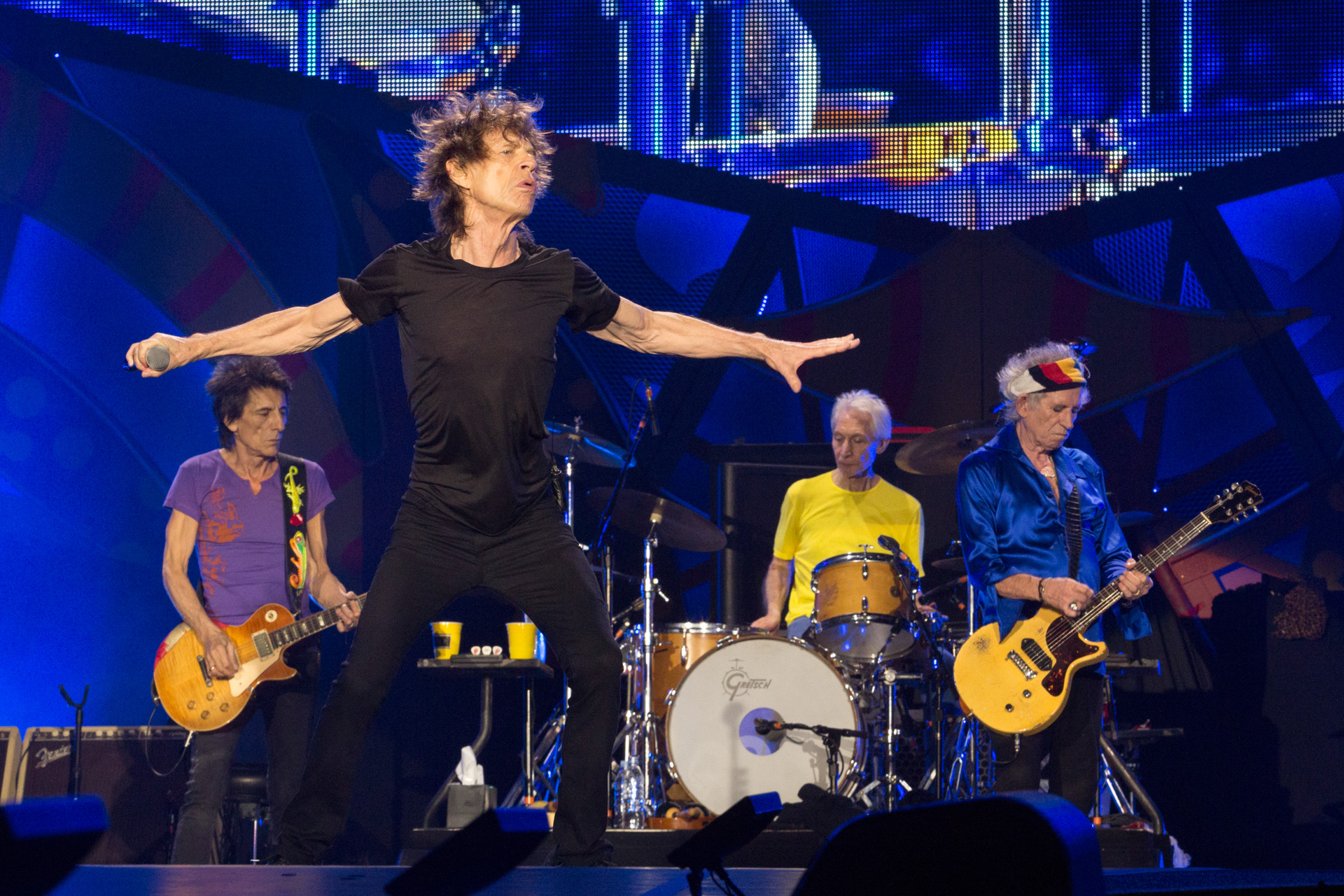 The Rolling Stones _ SP 2016