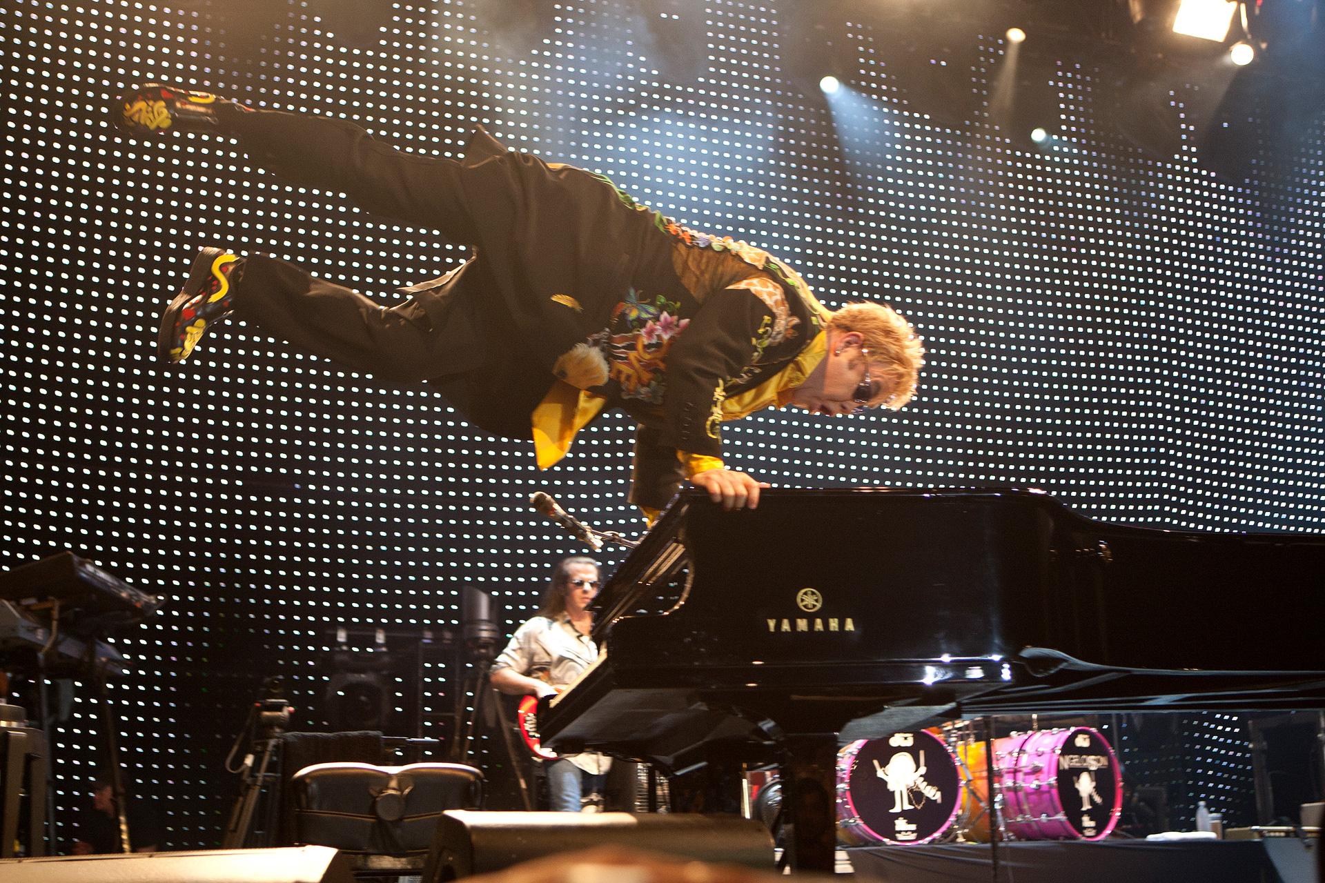 Elton John _ SP 2009
