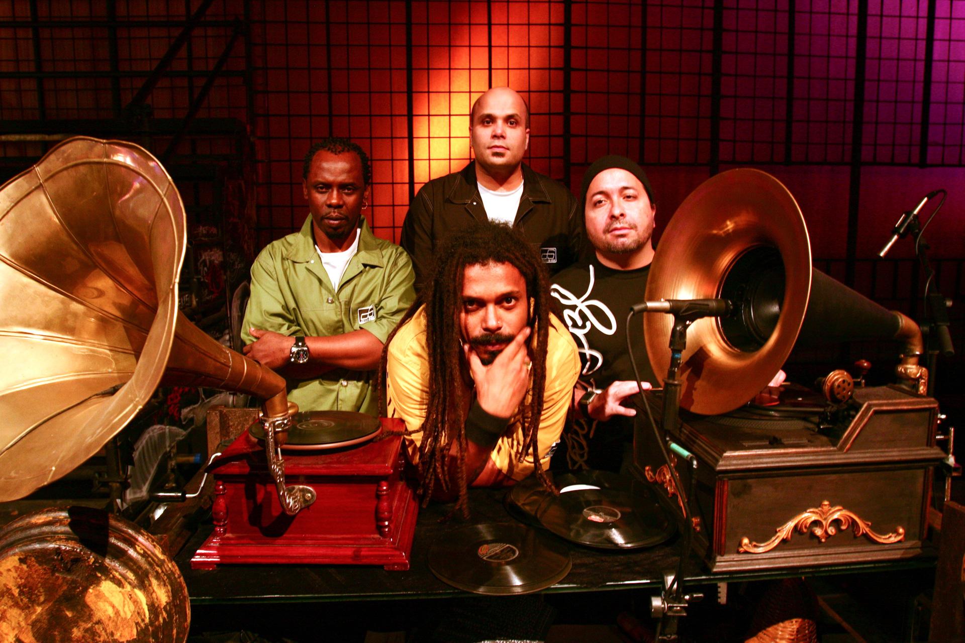 O Rappa _ Unplugged MTV promo