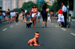 Copacabana, Rio de Janeiro 1998