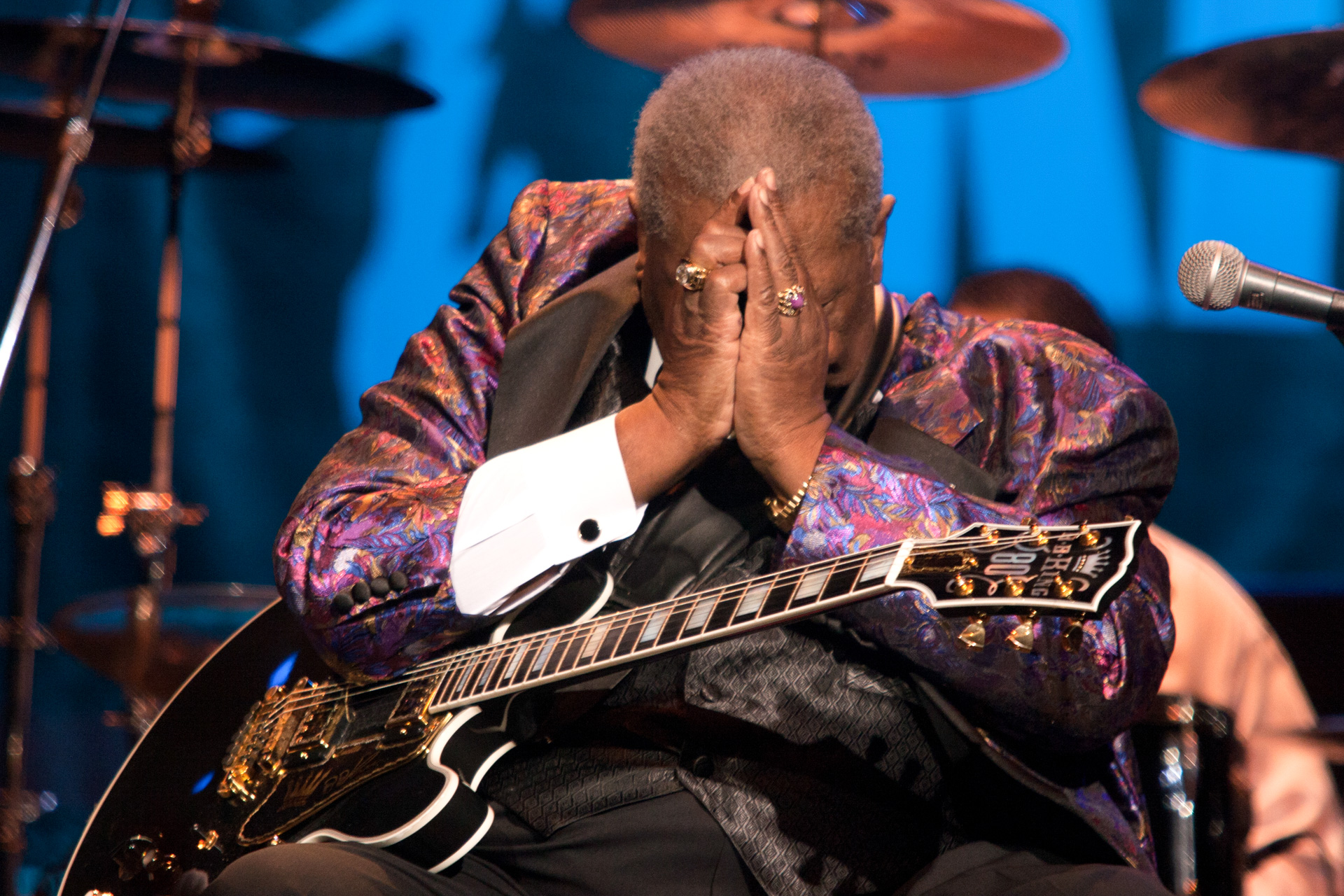 BB King _ Via Funchal, SP 2009