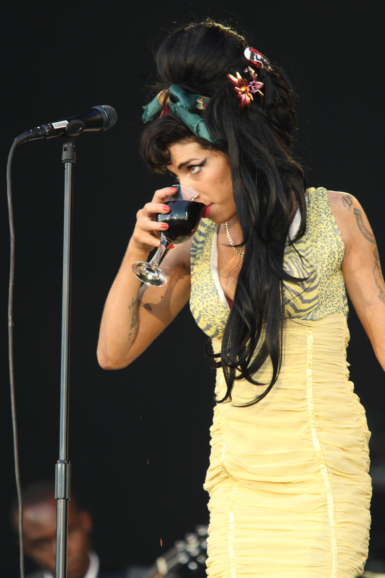 Amy Winehouse _ Rock in Rio Madrid