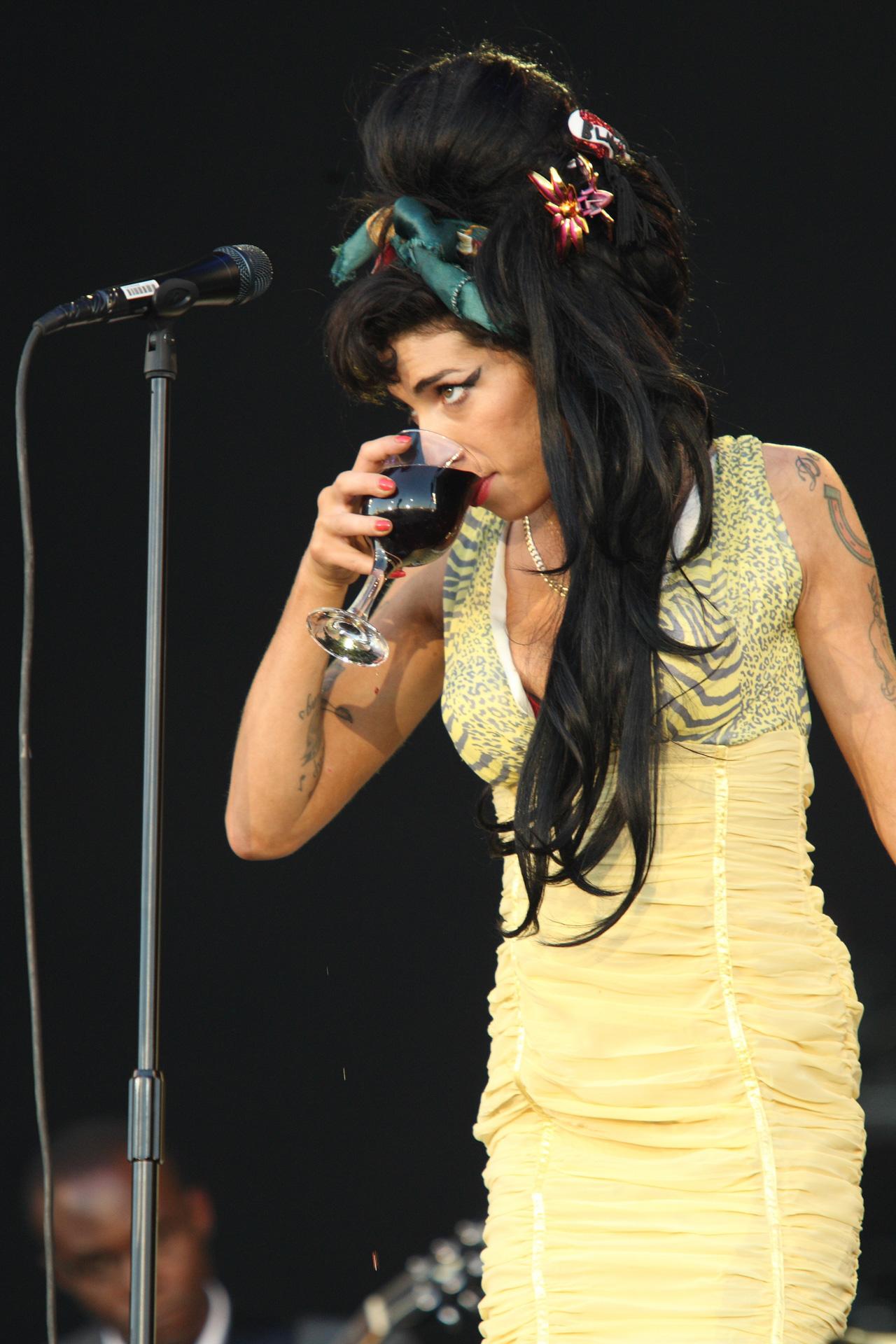 Amy Winehouse _ Rock in Rio Madrid