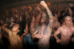Slayer's pit - Via Funchal, SP 2008