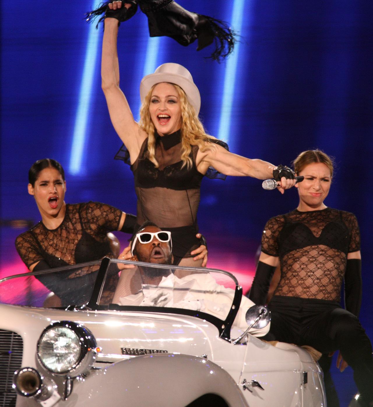 Madonna _ SP 2009