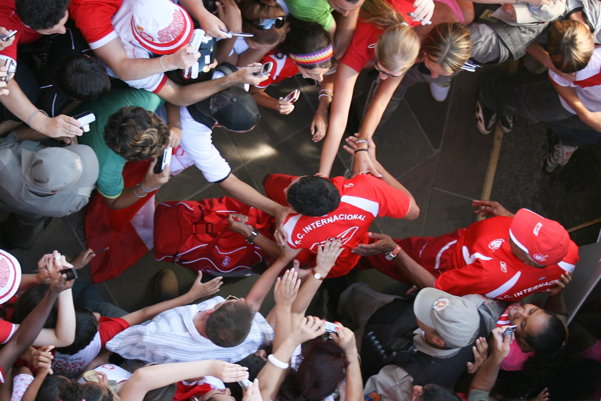 Jogadores do Internacional, RS 2009