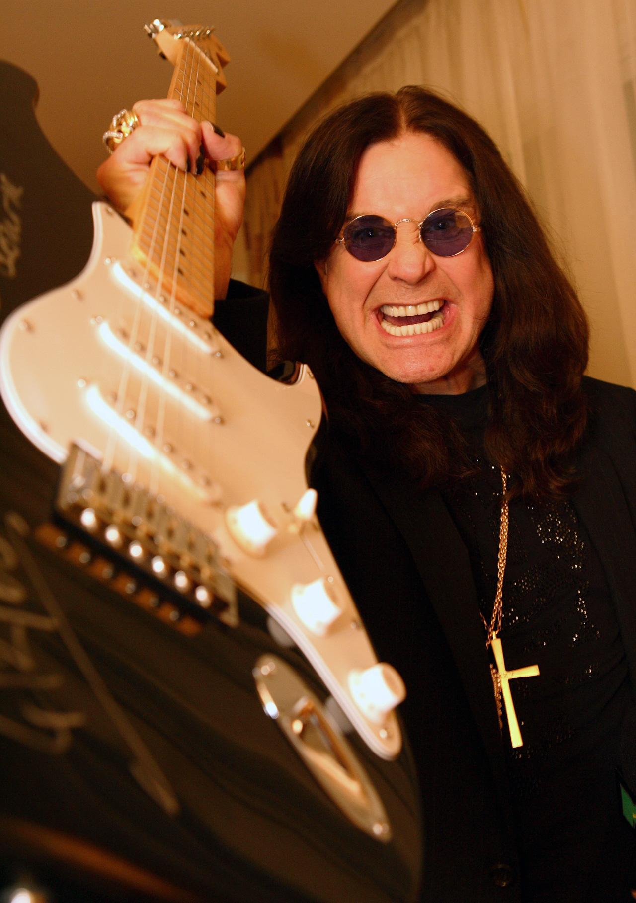 Ozzy Osbourne _ SP 2012
