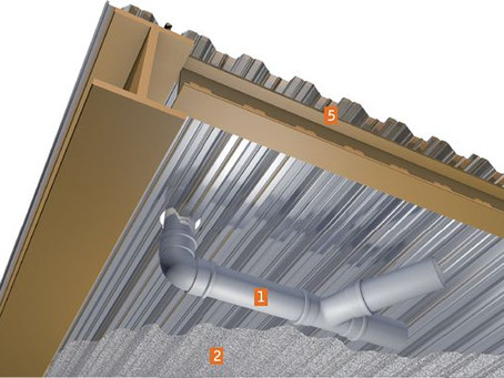 Velocidade da execução de obra com Laje Steel Deck