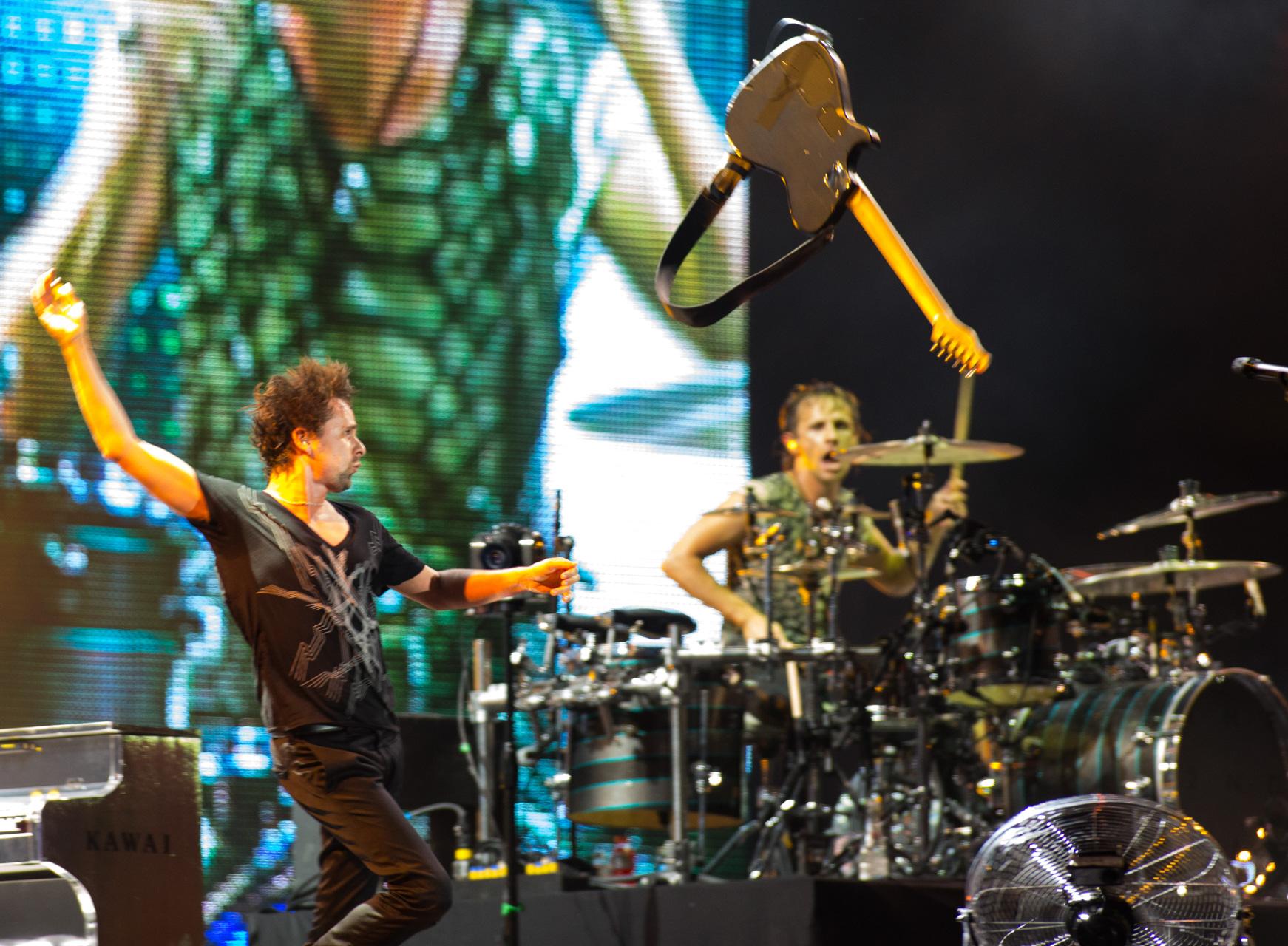 Muse _ Rock in Rio 2013