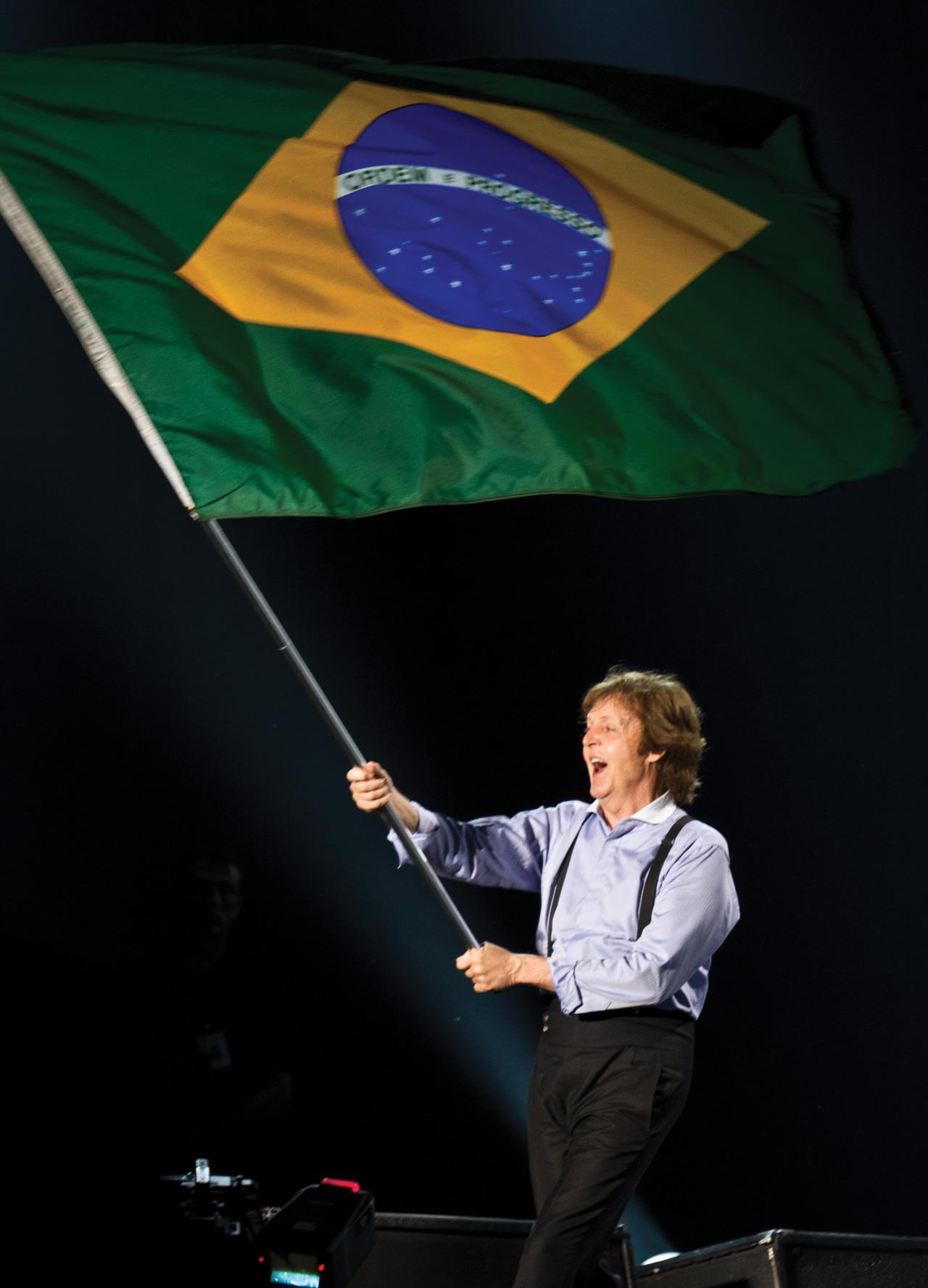 Paul McCartney _ Brasilia 2012