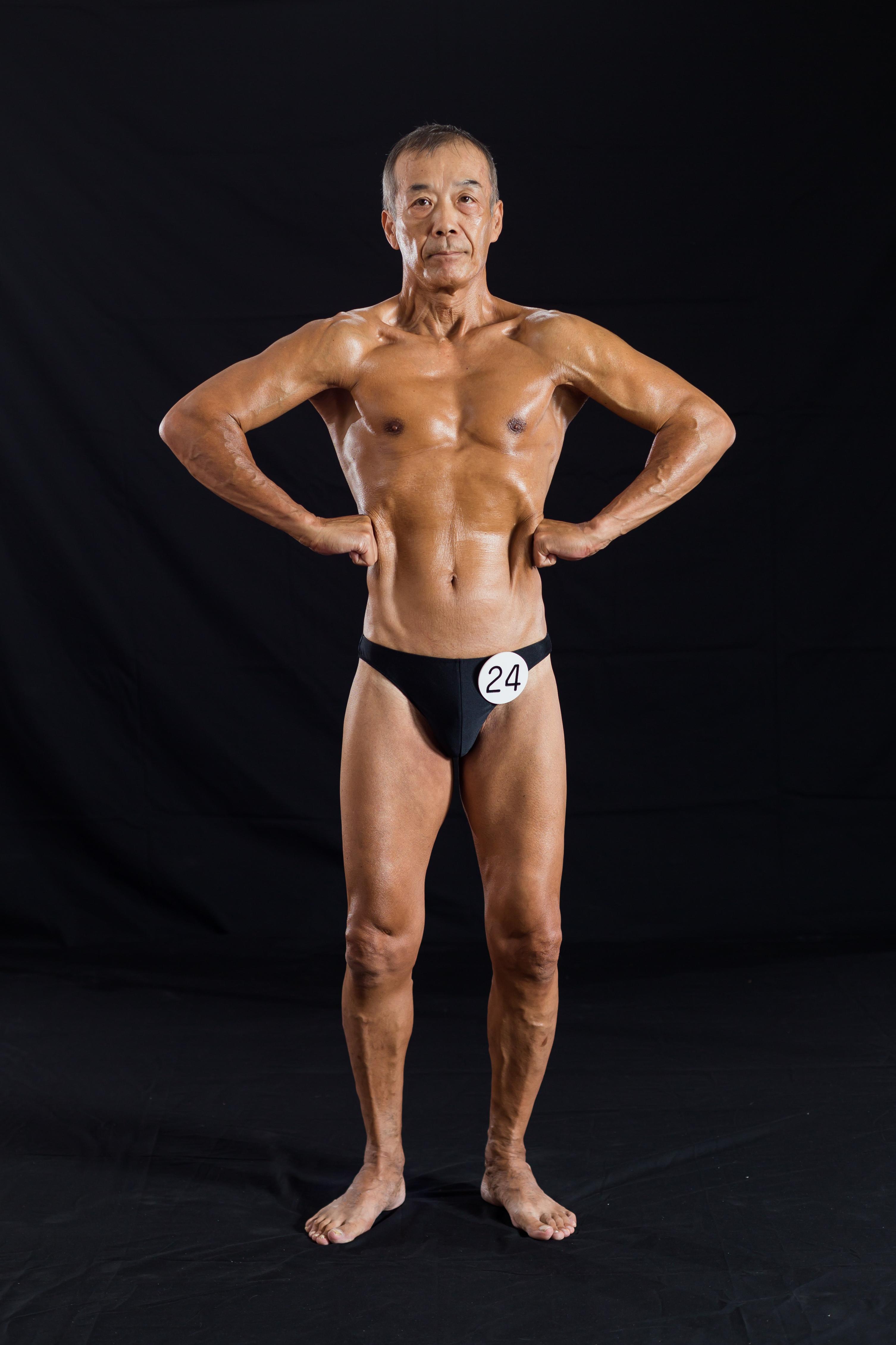 3位 岡野 祥久(62歳・岡山)