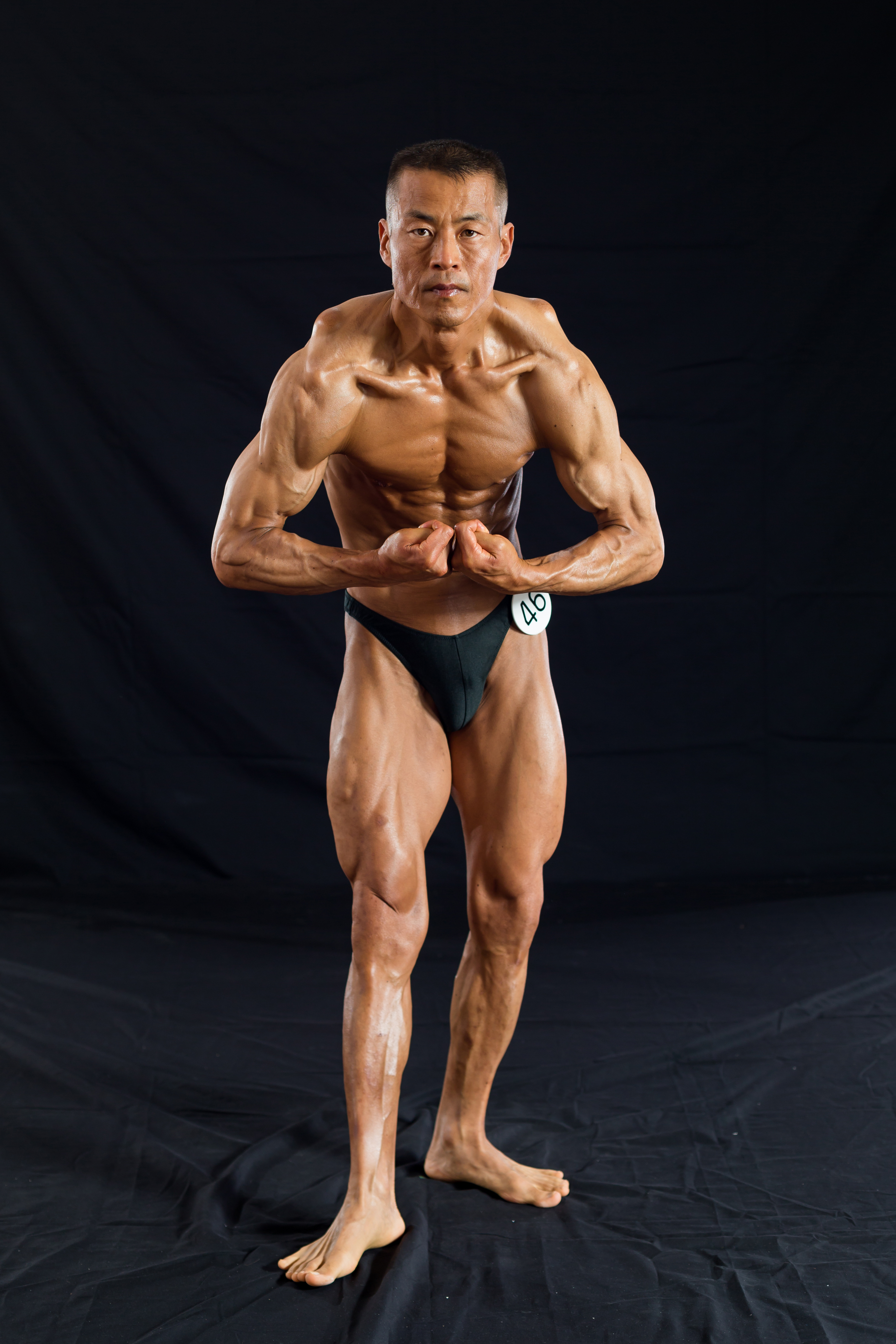 10位 真 野 朋 之(44歳・広島)