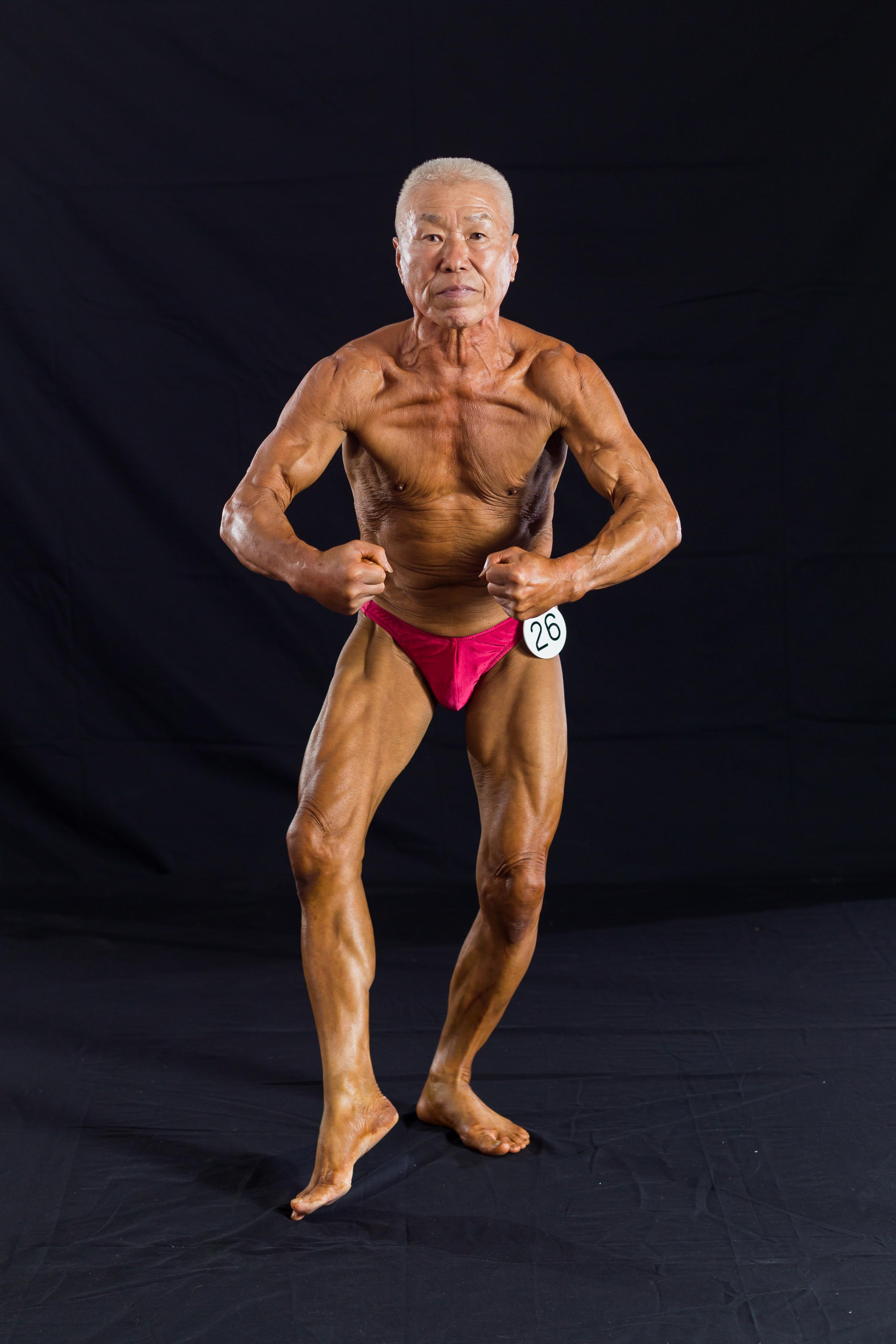 4位 島田 勝盛(77歳・福岡)