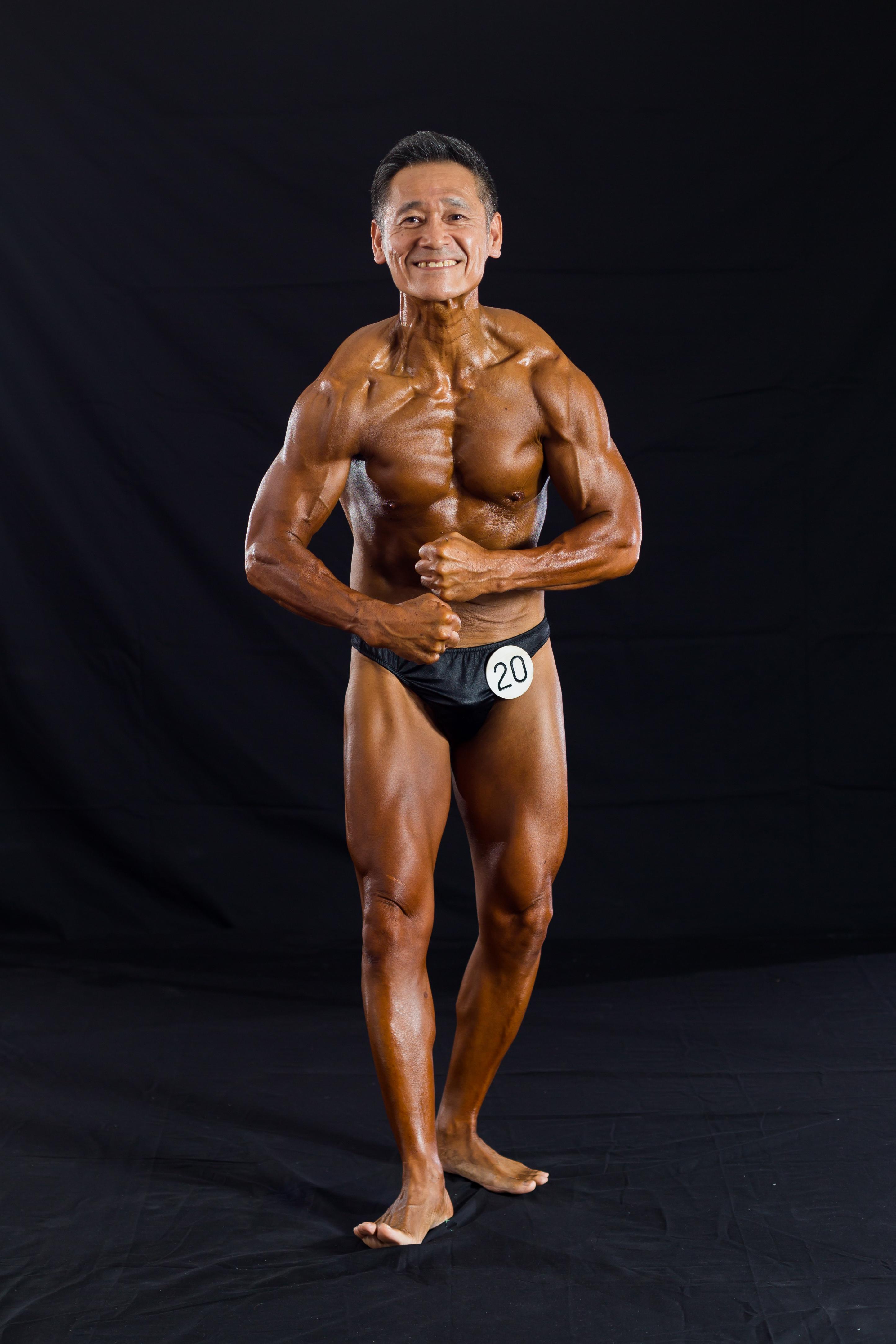 3位 田中章一郎(59歳・宮崎)