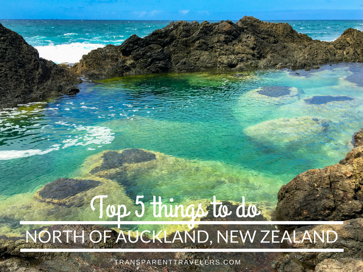 Top 5 Things to Do North of Auckland, New Zealand