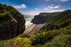Karekare, New Zealand
