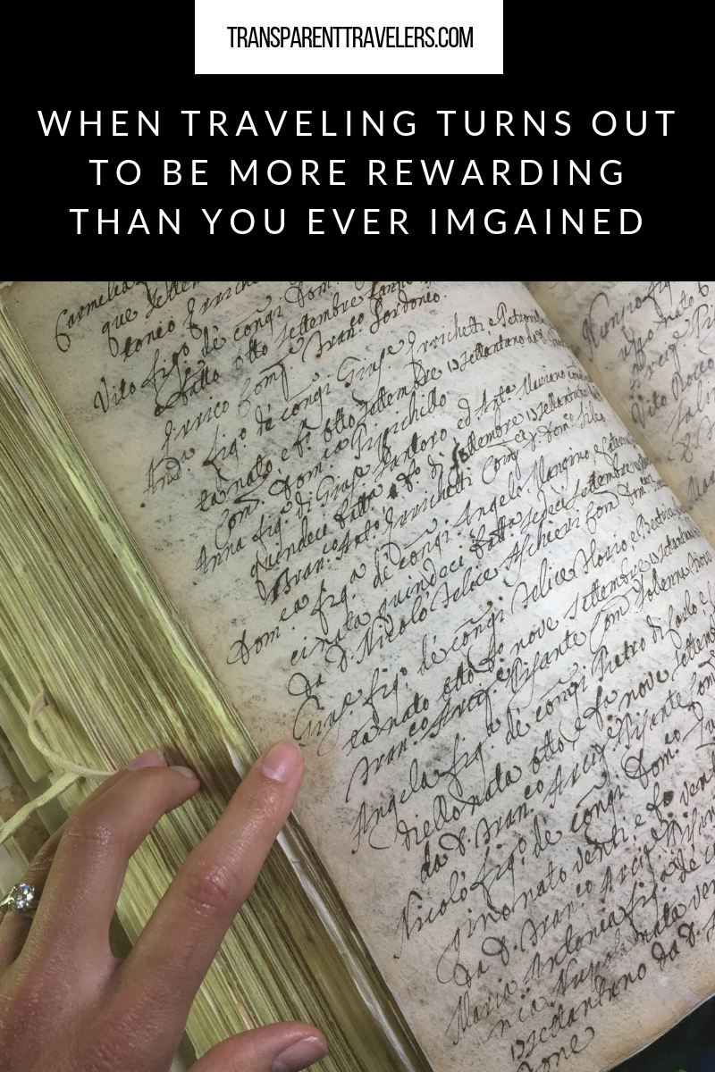 Leaving our Family Behind Led Us to 1000's More: How One Family's Around-the-World-Journey Changed the Eternities