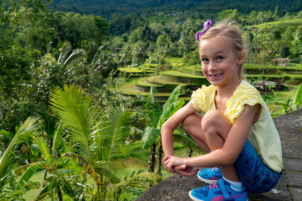Bali From a Kid's Perspective with the Transparent Travelers at www.transparenttravelers.com
