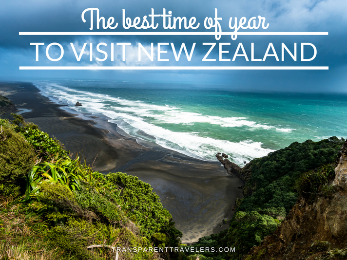 The Best Time of Year to Visit New Zealand