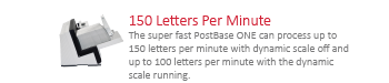 150 Letters Per Minute