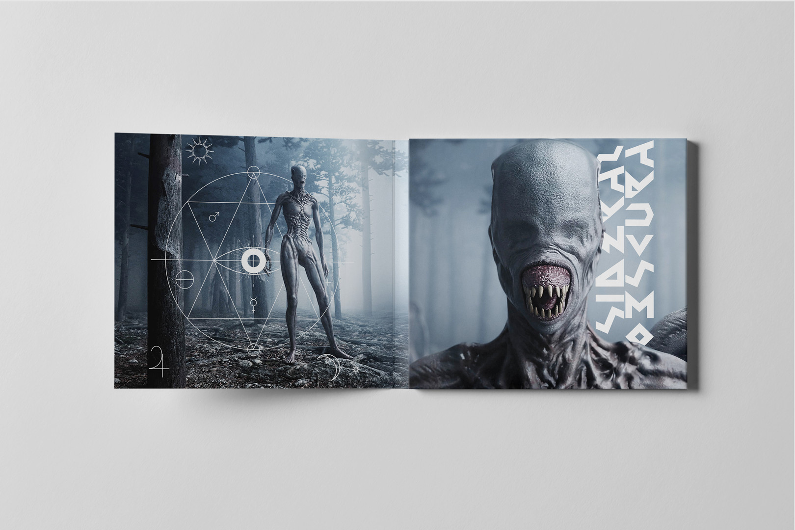 Sideral Obscura digipack 2