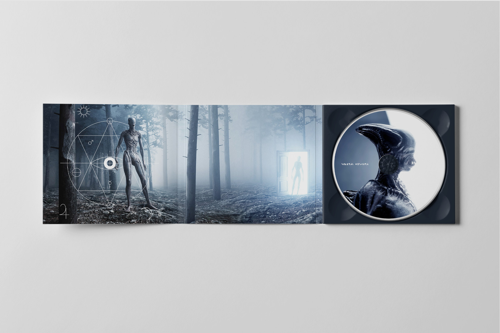 Sideral Obscura digipack 3