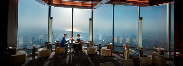 Burj KhalifaAtmosphere The secret society