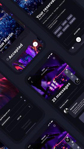 the secret society-app