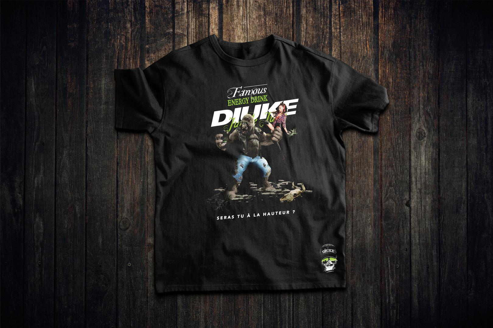 tshirt DIUKE