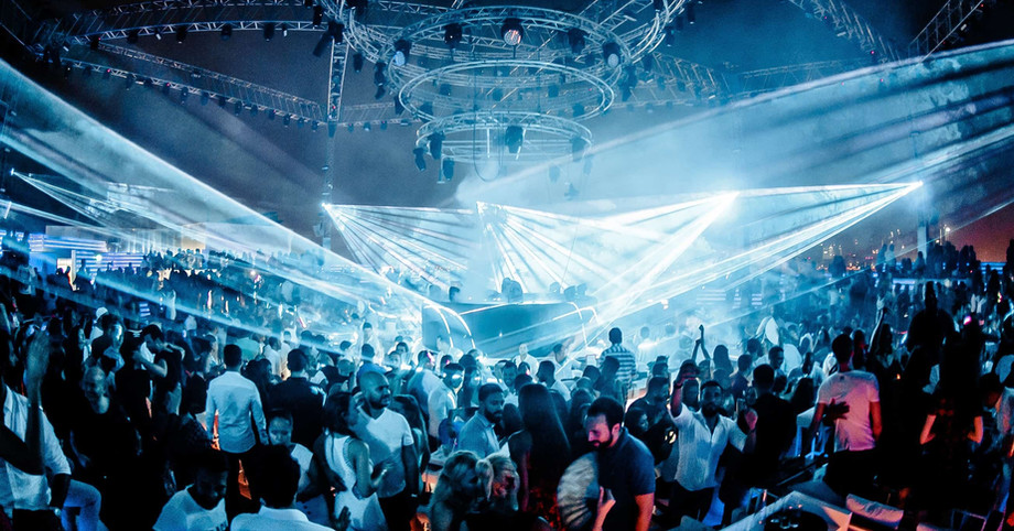 white party The secret Society