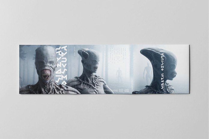 Sideral Obscura digipack